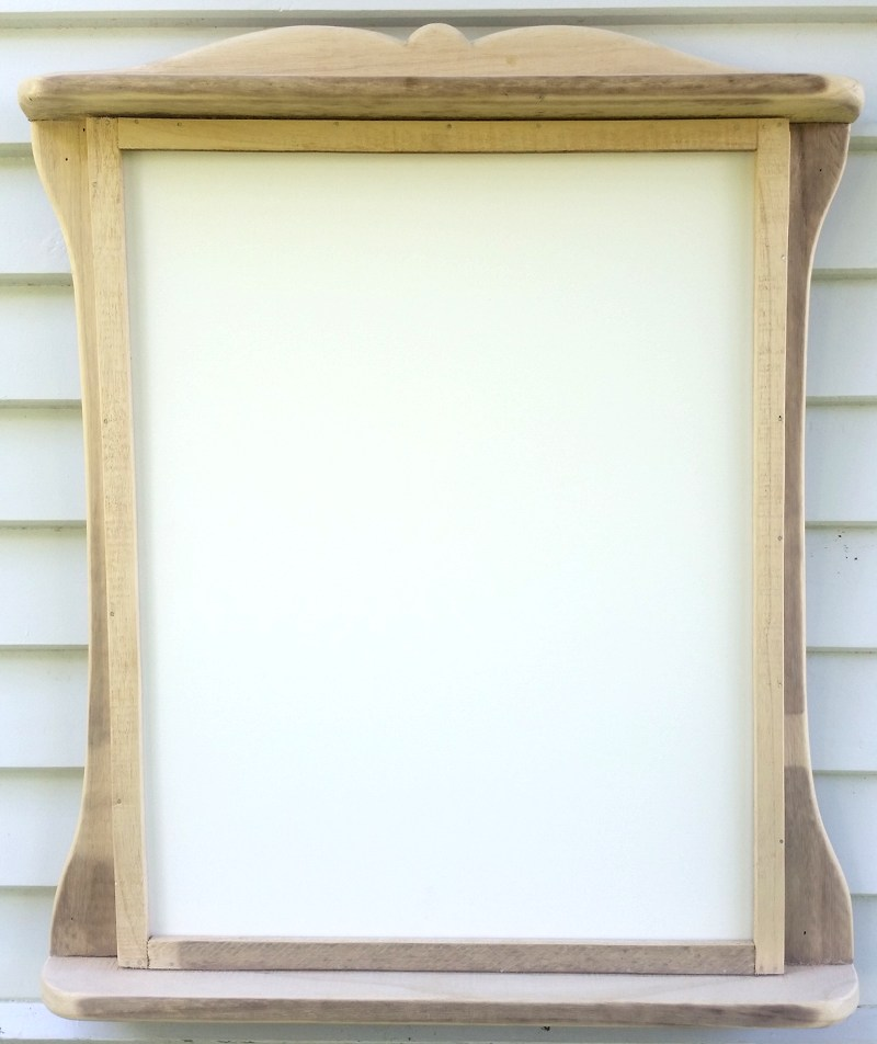 paulownia picture frames