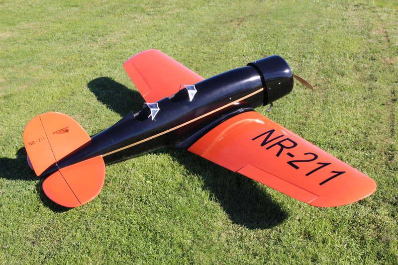 remote-controlled paulownia plane lockheed